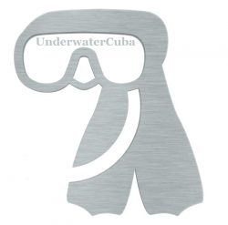 徽標Underwatercuba